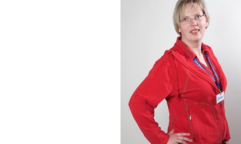 Sabine Stockmann, Service